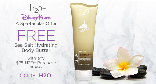 H20 Hydrating Body Butter