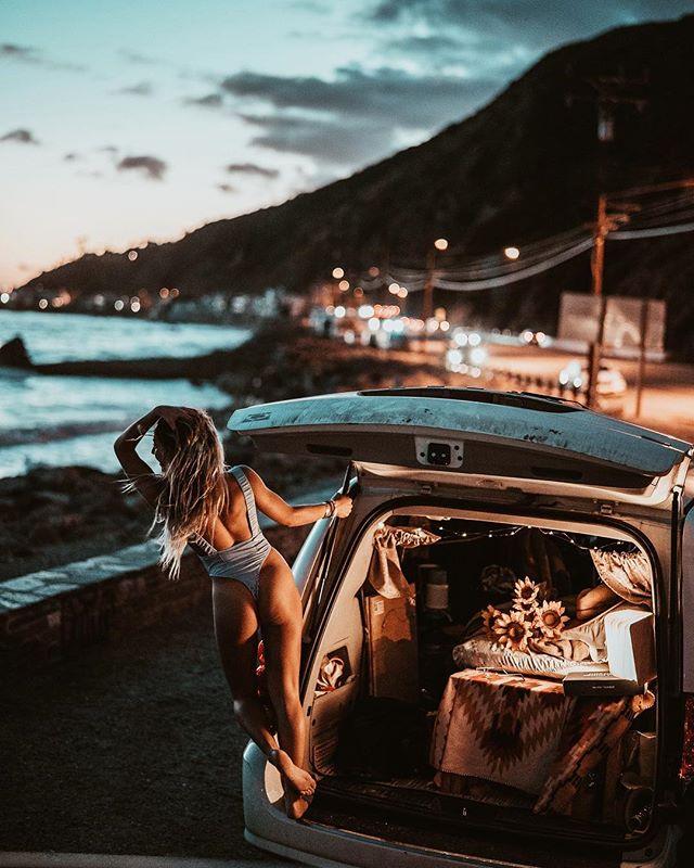 I wasted so much time being sad, unable to remember, now I'm happy and embracing the life I'm supposed to be living. 📸 @briandaoo . .  #mountaingirls #mountainstories  #travel #instatravel #travelgram #magicalplaces #passportready #travelblogger #wanderlust #ilovetravel #folkmagazine#instatravelling #instavacation #travelblogger#traveldeeper #sonyalpha7iii #travelling #trip #womenwhoexplore #mountaingirls #traveltheworld #igtravel #vanlife #minivanlife #travelinglife #girlsinvans #babesinnature #awakethsoul #instagram #balibody #vantravel #vanlifeexplorers