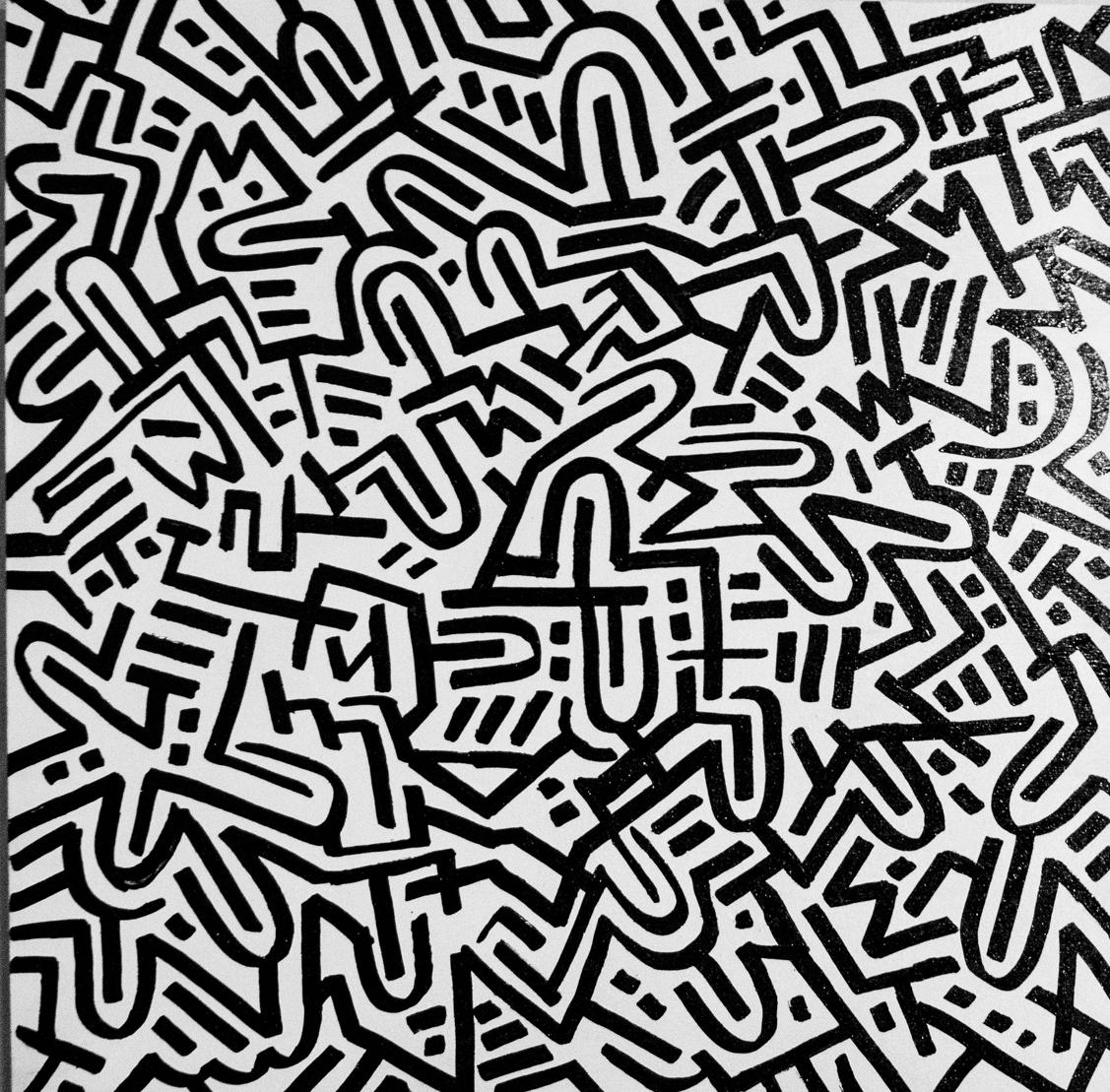 """Climb 20"""" x 20"""" (2016)"""