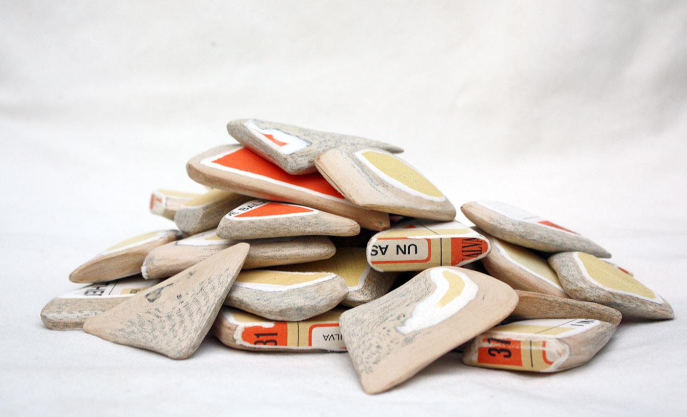 'Piedras', de Elisa Terroba.