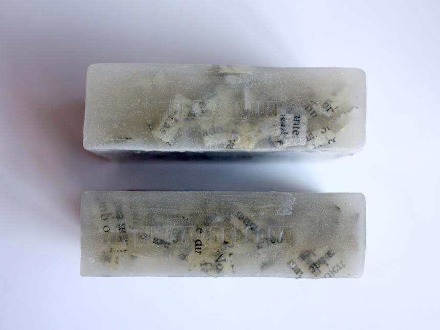 Elisa Terroba, Jabon  Fragmentum