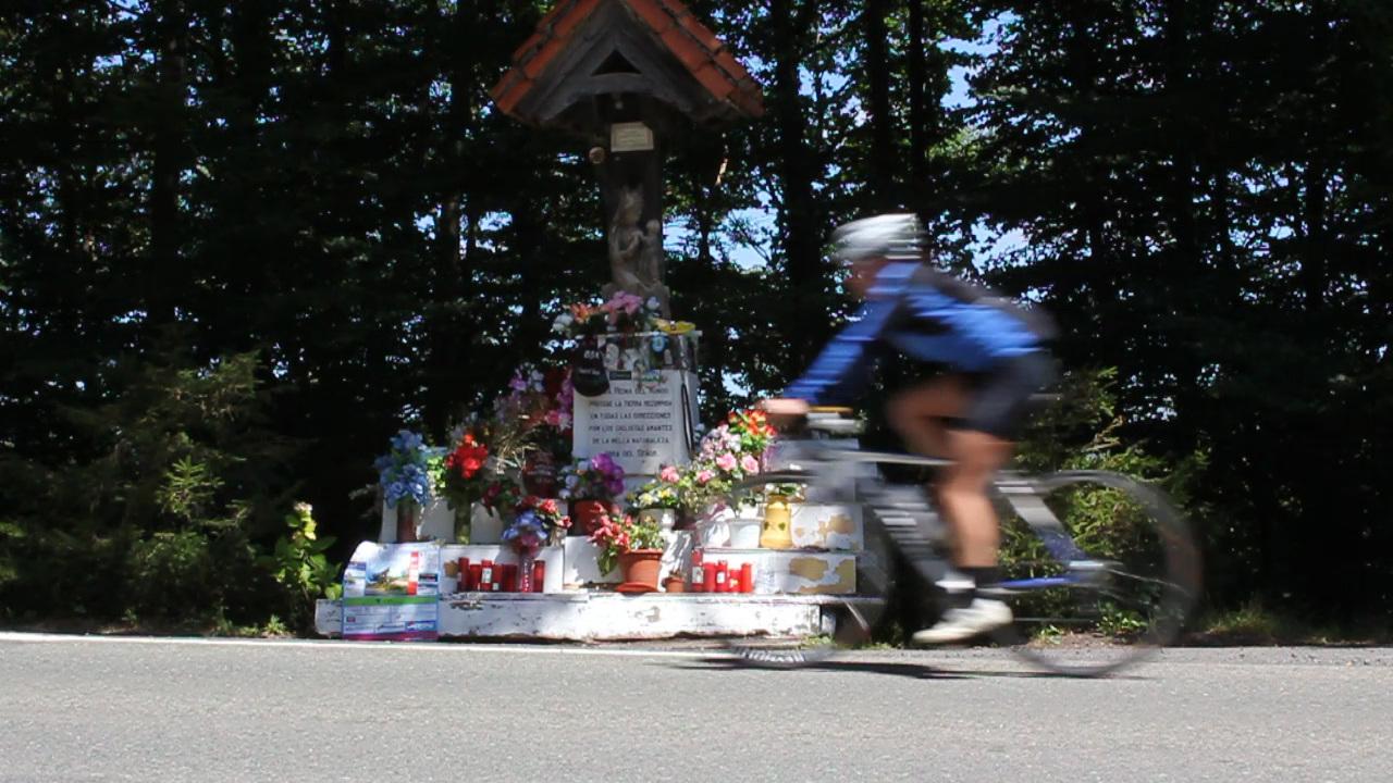 La carretera  , vídeo, 2013