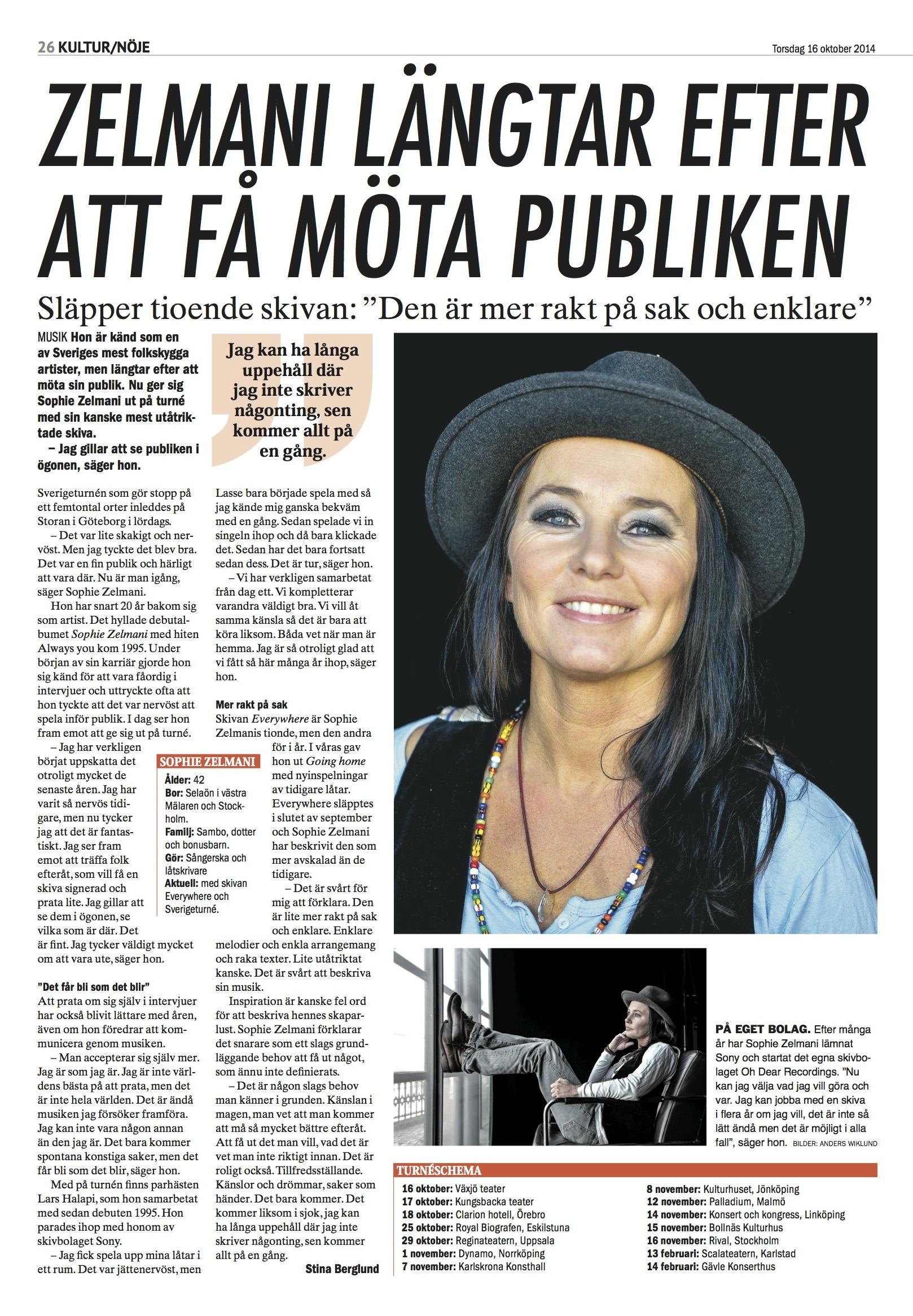 Sophie Zelmani i Dagens ETC.jpg