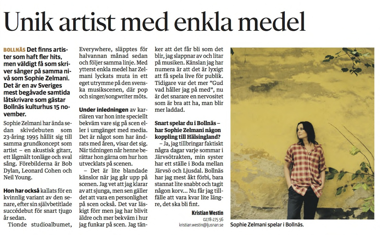 Sophie Zelmani i Ljusnan:HelaHälsingland.se.jpg