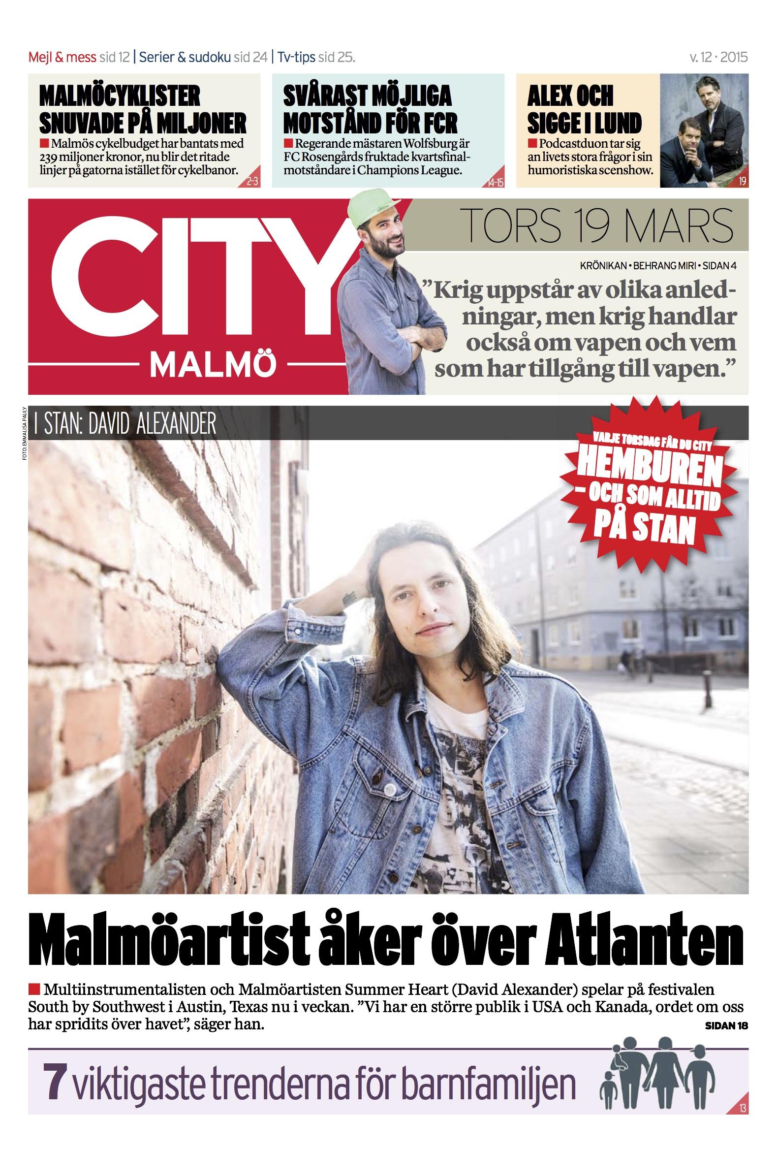 City tidning omslag - Summer heart.jpg