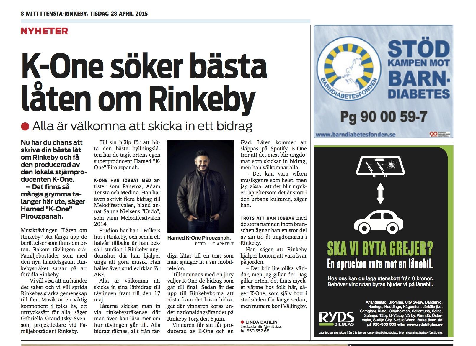Intervju med K-One i Mitt i Tensta:Rinkeby.jpg