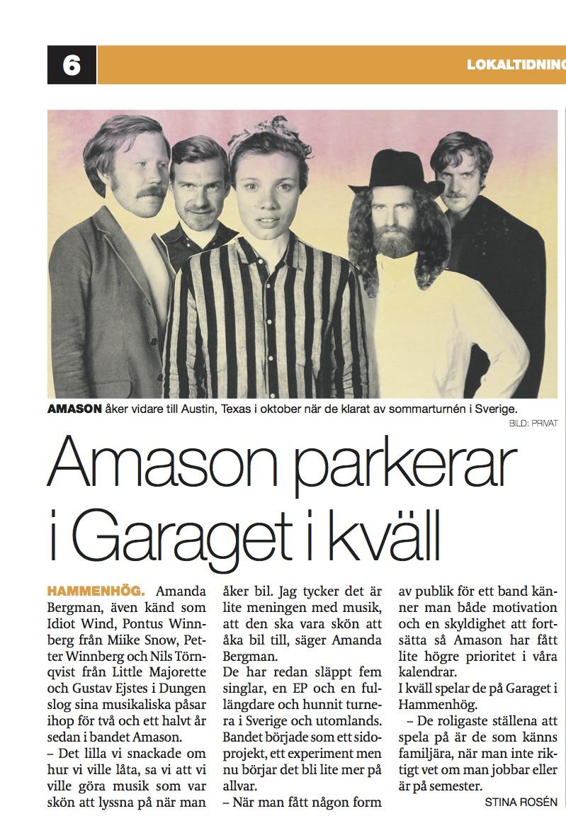 Lokaltidningen Ystad intervju - Amason.jpg