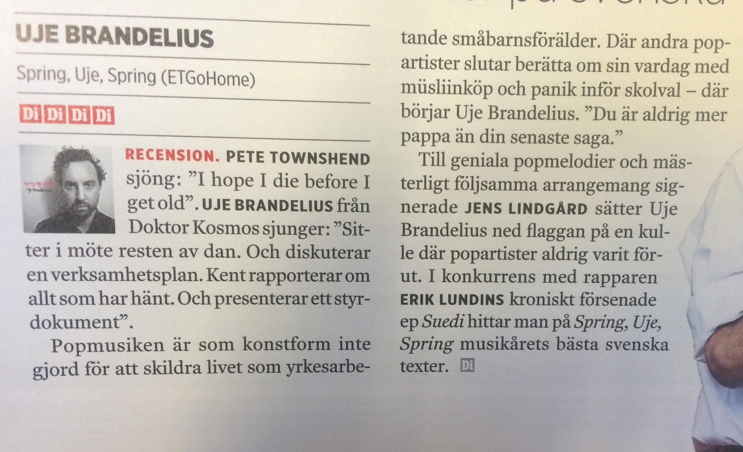Uje Brandelius DI recension.jpg