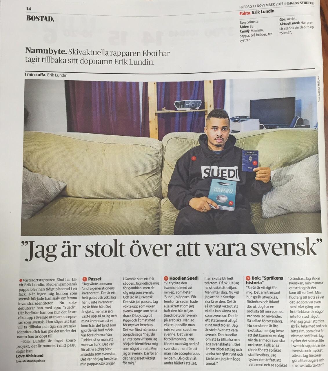 Erik Lundin i DN Min Soffa.jpg