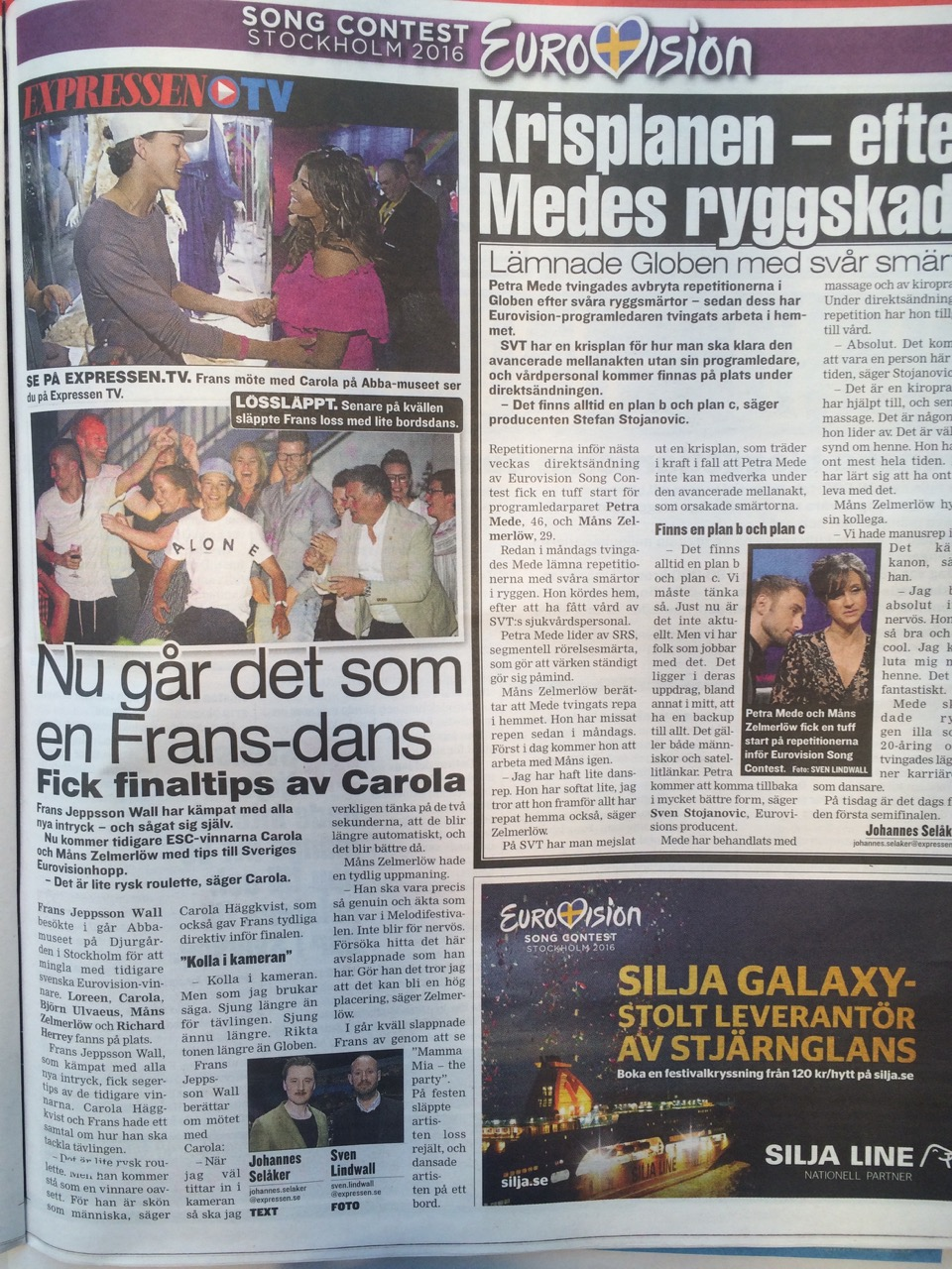 Expressen - Abbamuseet .jpeg