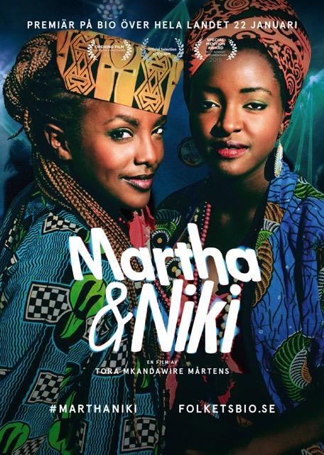 """""""Martha & Niki"""" (poster)"""