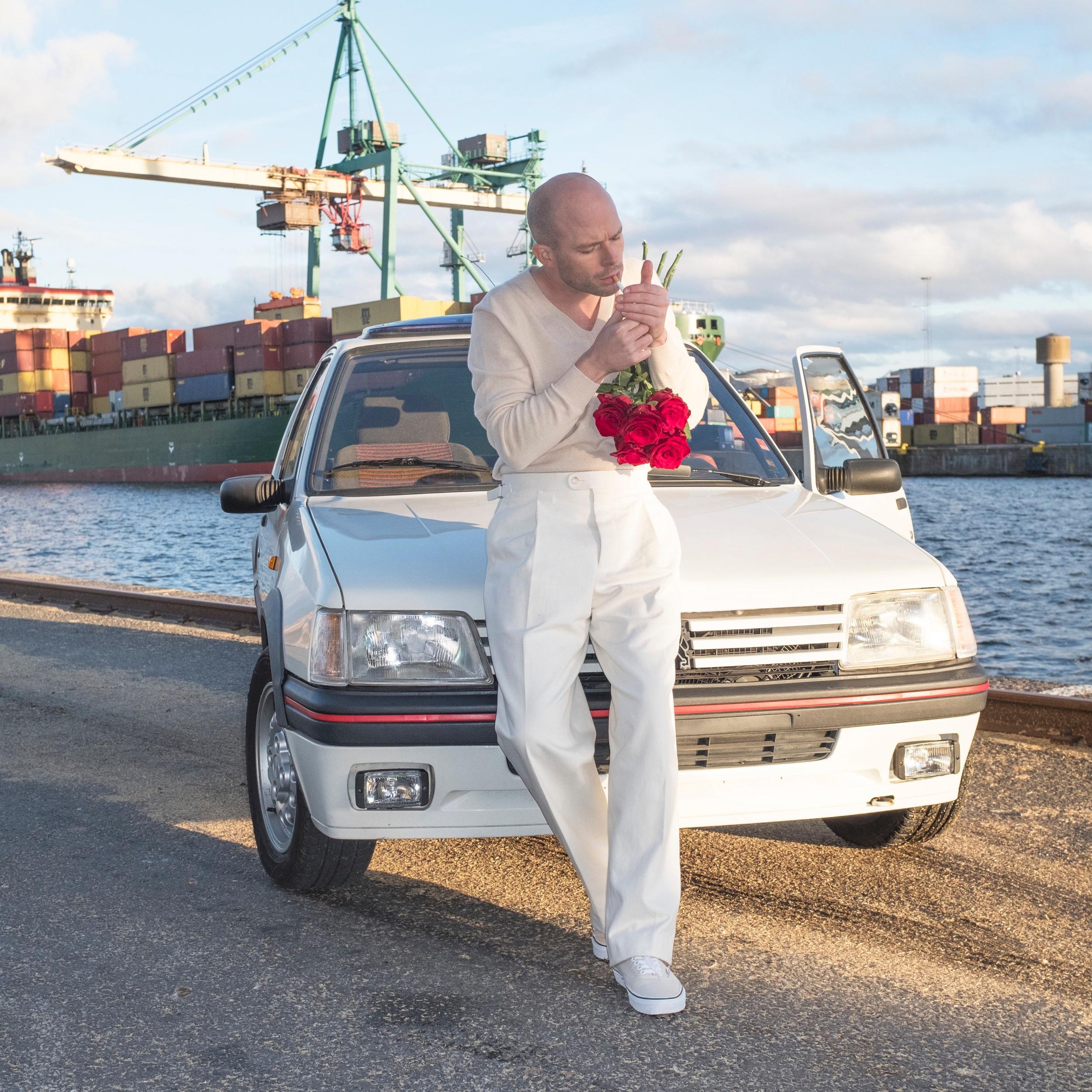 Jonas Lundqvist, en av de nominerade till Manifestgalan 2019 (Foto: Kristian Bengtsson)
