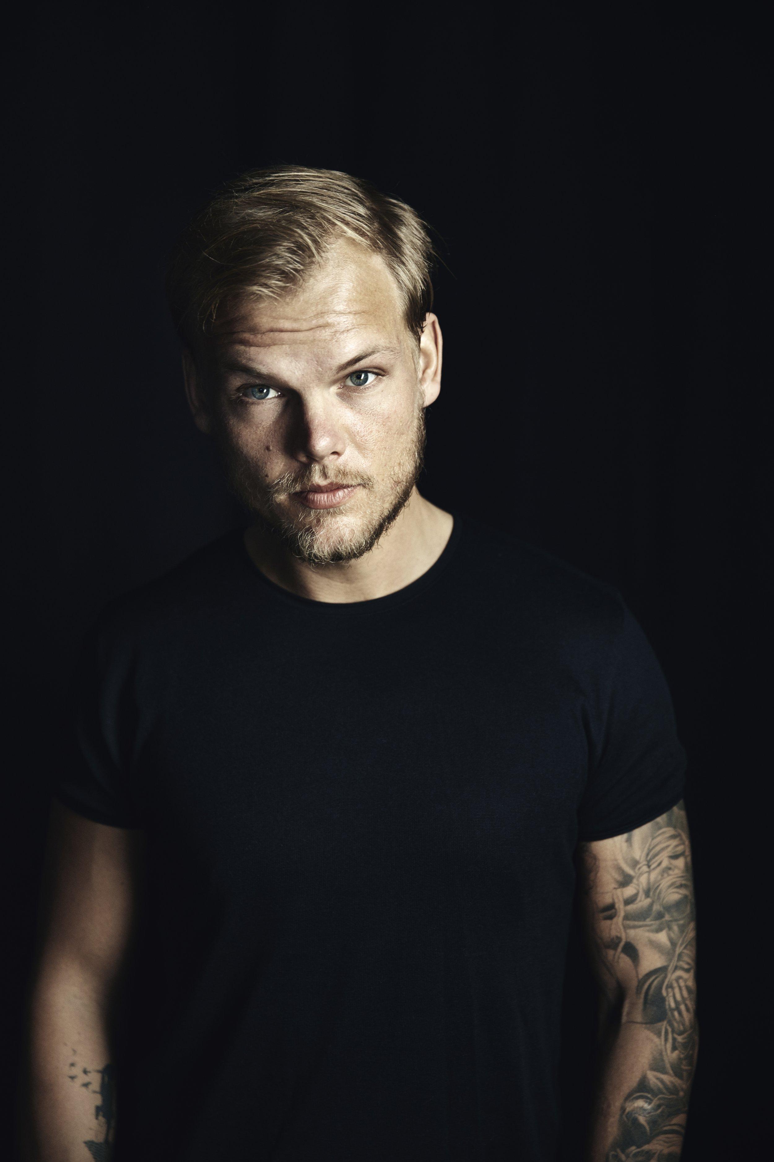 "Tim ""Avicii"" Bergling (foto: Sean Eriksson)"