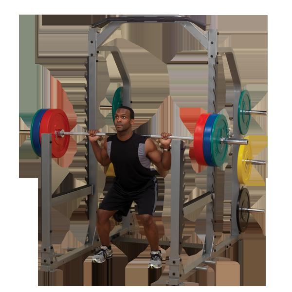 Body-Solid Multi-Squat Rack