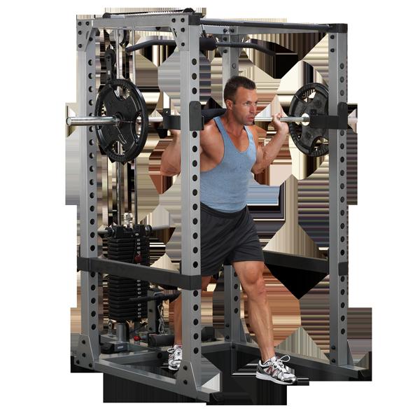 Body Solid Pro Power Rack