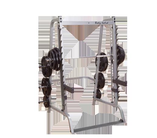 Body Solid Smith Machine (No Options)