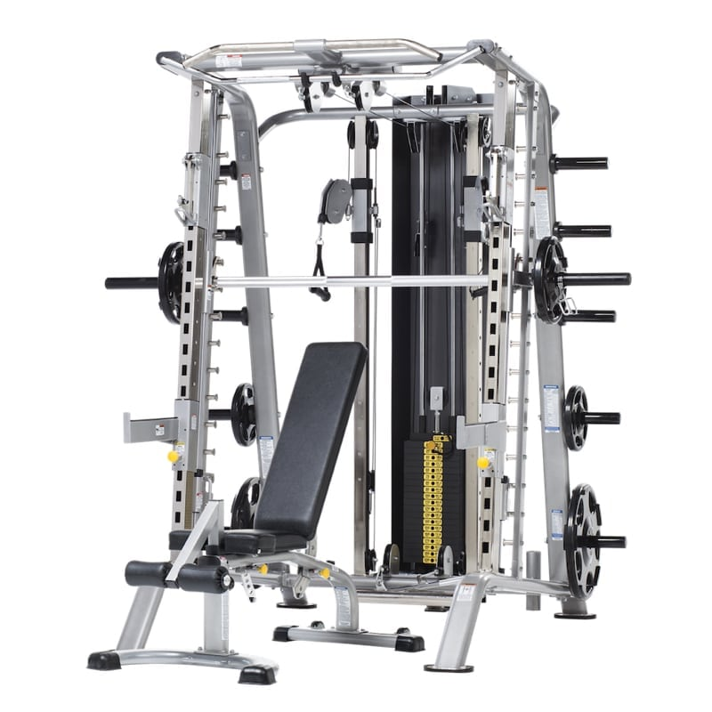 Example: Tuff Stuff Smith Machine / Half Cage Ensemble