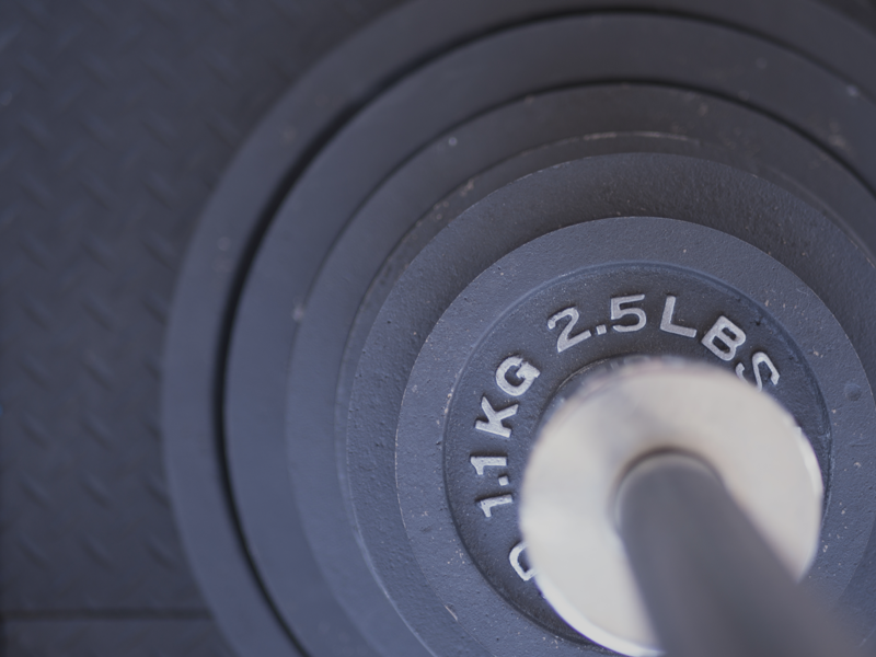 Plate Weights