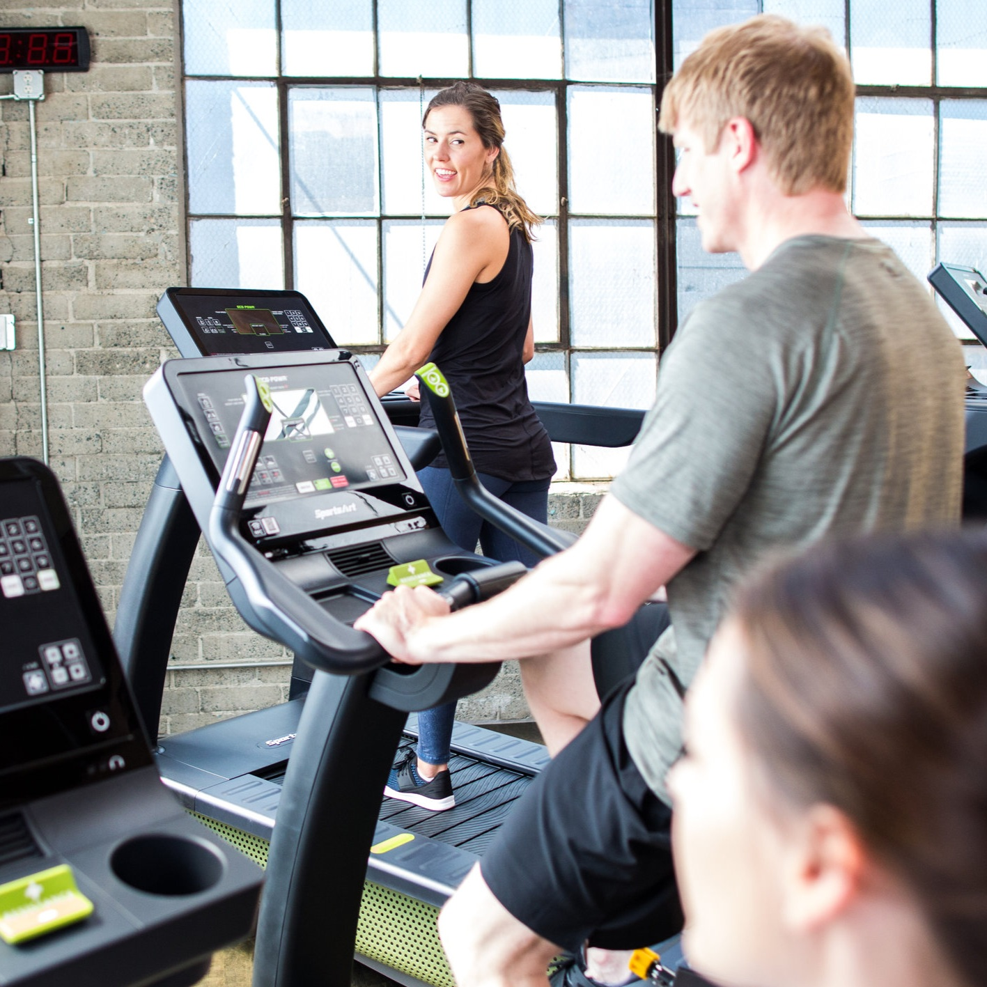 Outfit your Facility Gym - Blow away your competitors with a gym that attracts the tenants, customers, or employees that you want.