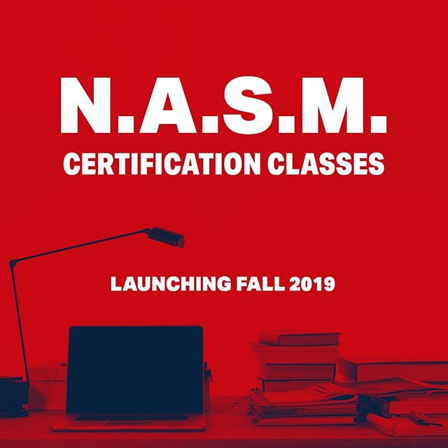 ⁣BIG NEWS — Soon we'll be officially launching the Bandit Fitness Academy! Get a kick-start on your career in the fitness industry by becoming a #NASM certified personal trainer, or continuing your education if you're already certified. ⠀ ⠀ Our students are going to get some major benefits beyond the norm, like discounts on equipment, full access to the Prison Yard gym, and referrals for new clients. ⠀ ⠀ We're still working out the class schedule, but it will have flexible options to fit your busy life. ⠀ ⠀ 💥 INTERESTED? Then check out the link in our bio to get notified when we're accepting applications for the inaugural class! Details are on that page. ⠀ ⠀ 💥💥 ALSO, if you're already NASM #CPT and want to teach a class, DM us, we would love to talk!