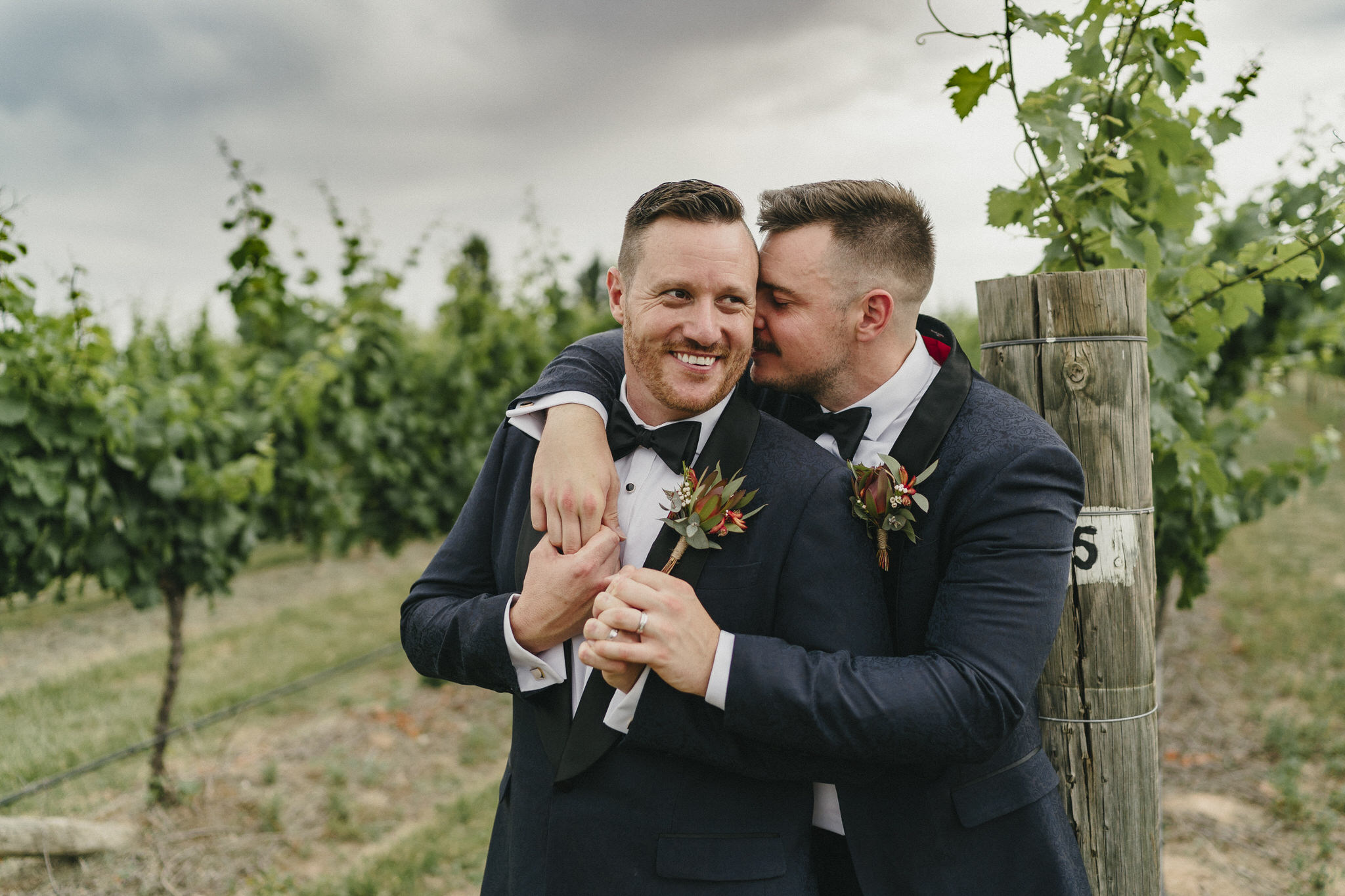 Keeran & Stephen, Mitchelton Wines