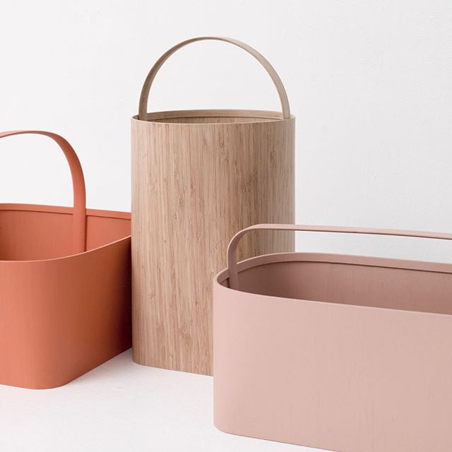 Baskets by Studio Gorm #atdesignpub