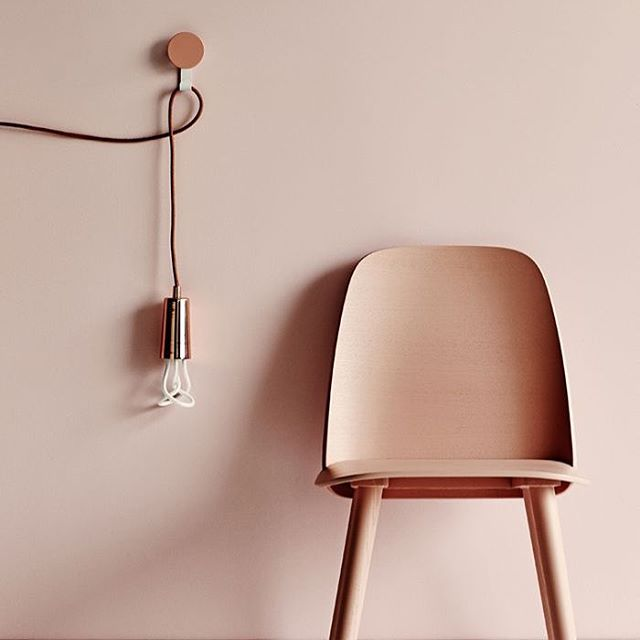 Blush Wall by Hom #atdesignpub