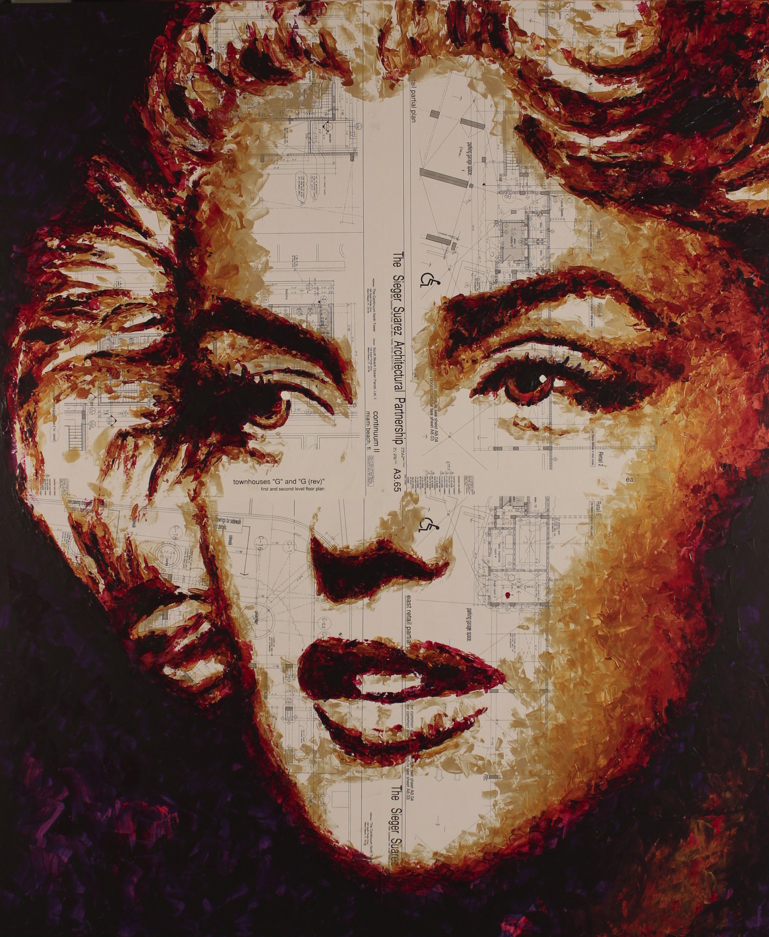 Marilyn at Colette