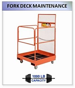 Forklift Personnel Platform