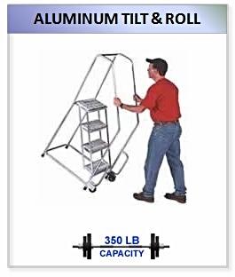 Aluminum Tilt And Roll