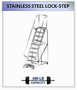 Stainless Steel Lock Step