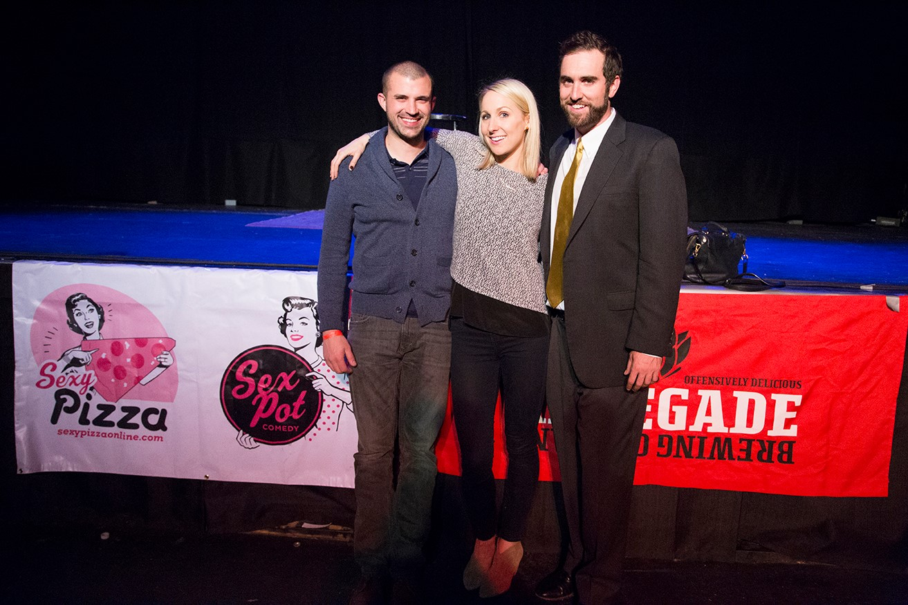 Andy Juett Kayvan Nikki Glaser Sexpot Comedy Offensively Delicious.jpg