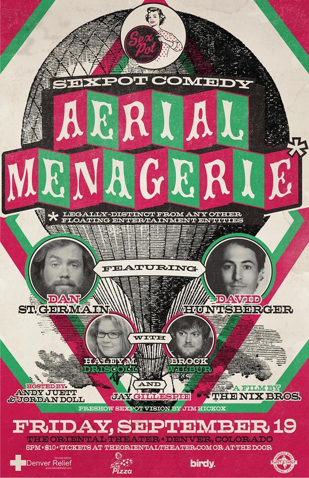Aerial Menagerie