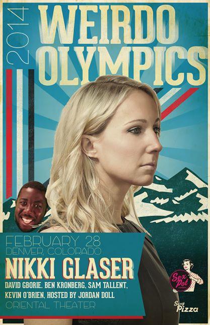 2014 Weirdo Olympics