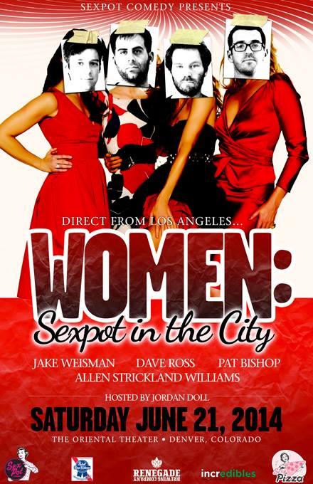 WOMEN: Sexpot in the City