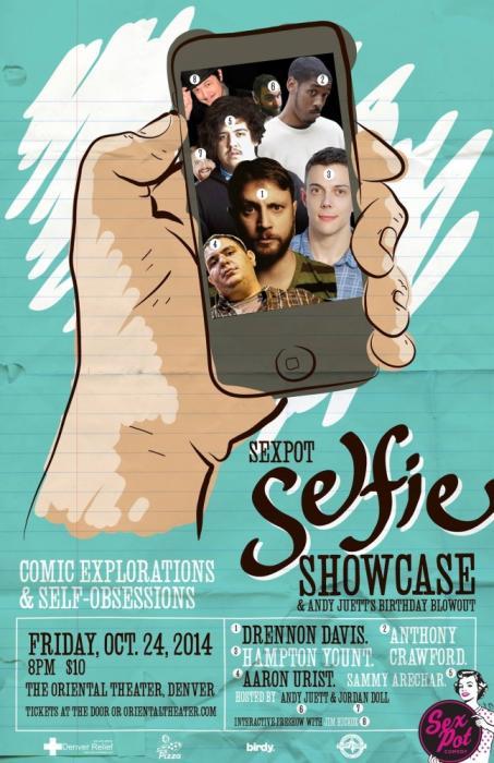 Sexpot Selfie Showcase