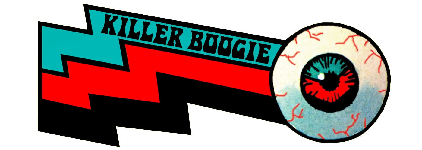 STARCADE DESIGNS FOR KILLER BOOGIE / LOGO DESIGN / ©KILLER BOOGIE                 .