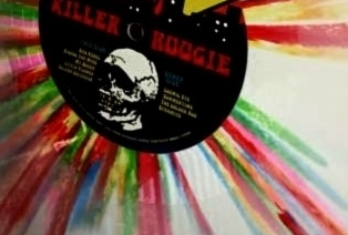 KILLER BOOGIE LP