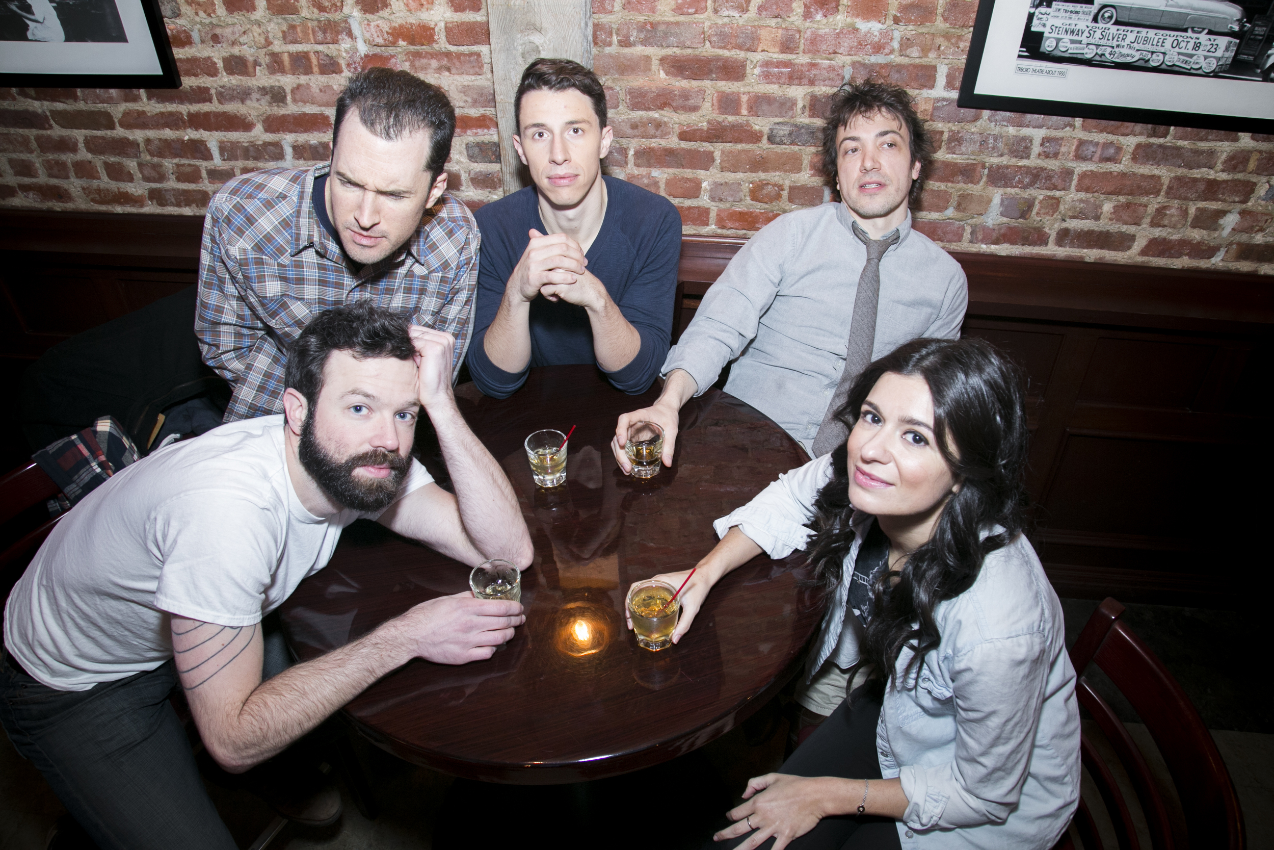 The Bone Chimes  -  The Astoria Tavern  - Astoria, New York - 2015