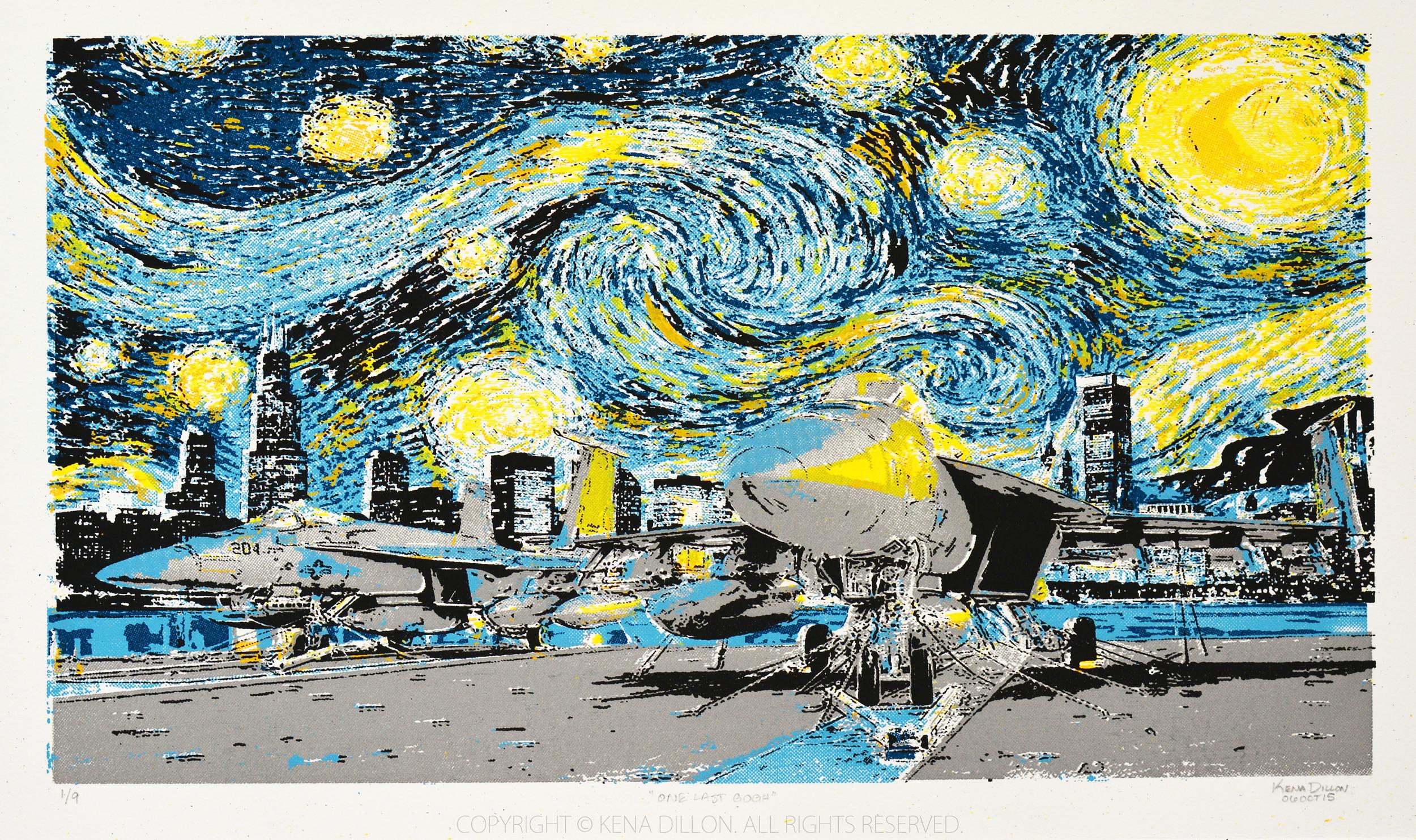 """""""One Last Gogh"""""""