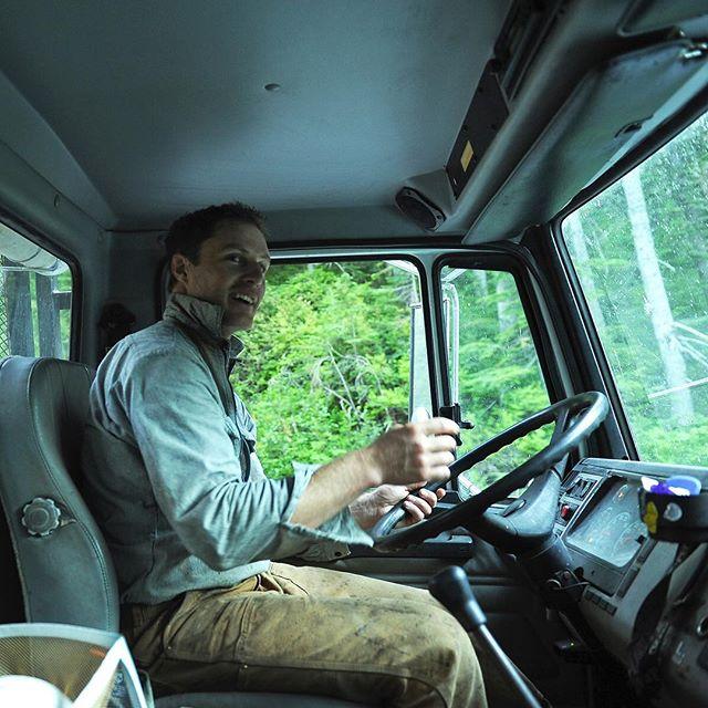 #truck wheels on a mountain road #wishing for cup of coffee . . . . . . #cascades #beeworksfarm #honey #beekeeper #honeybees #nature #beesofinstagram #bee #PNW #Bellingham #farmlife #rawhoney #savethebees #honeybee #honeycomb #beelove #beekeeping #lovenature #eatrealfood #rawfood #food52 #saveur #bonappetite 📷 @maiden_voyager