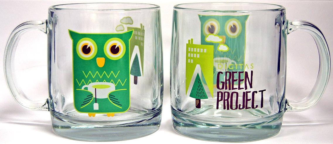 Green Tea Owl