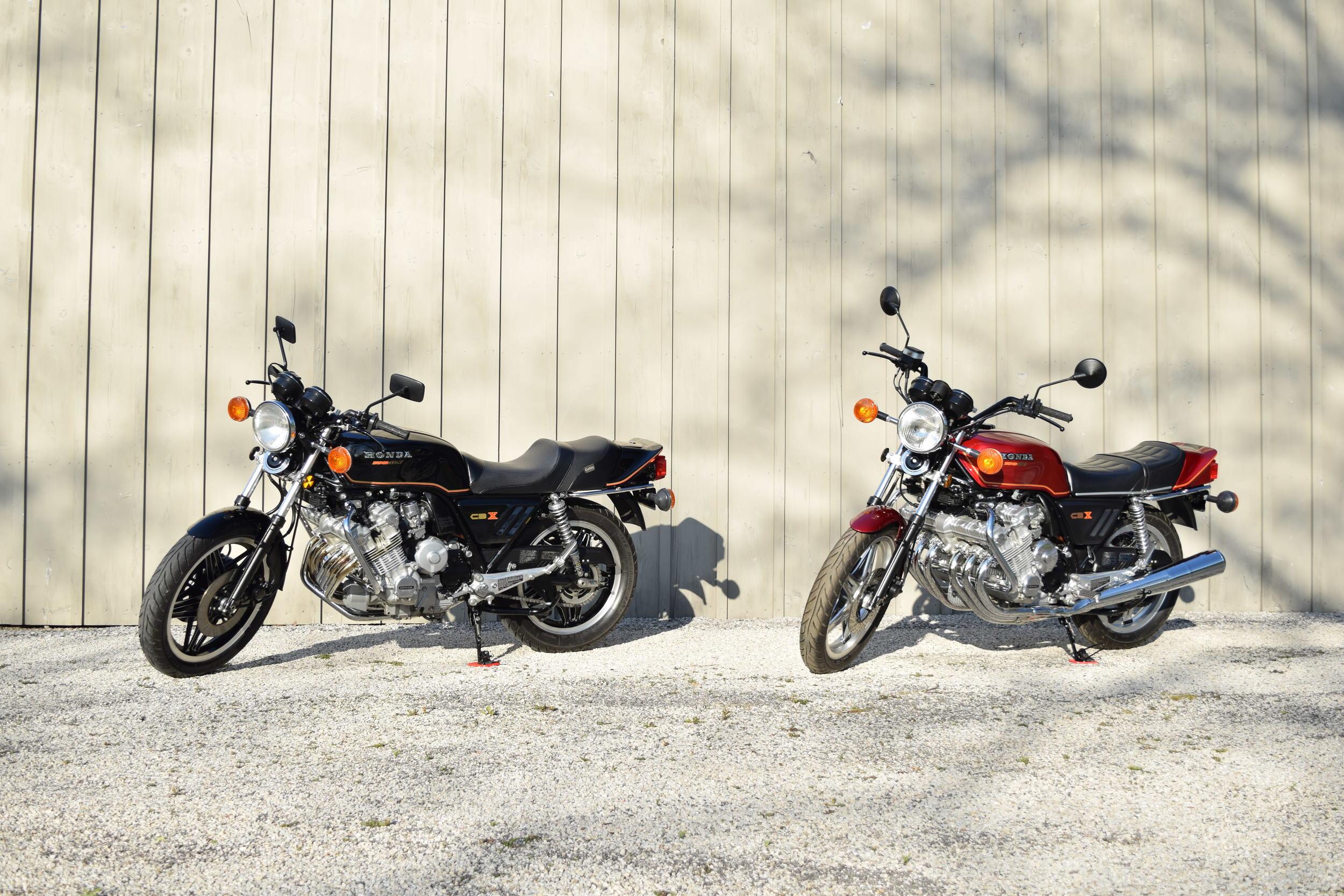 Honda CBX Super Sport — TRUE NORTH MOTO