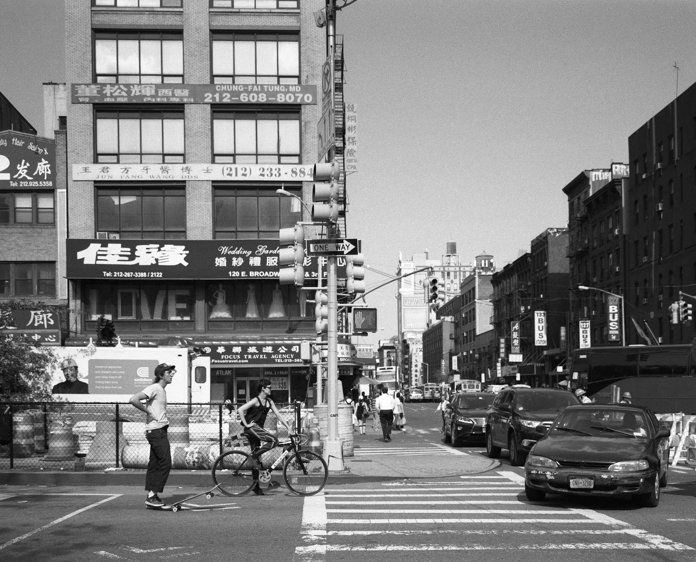 Chinatown, NYC. Geoffrey Roberts, 2015