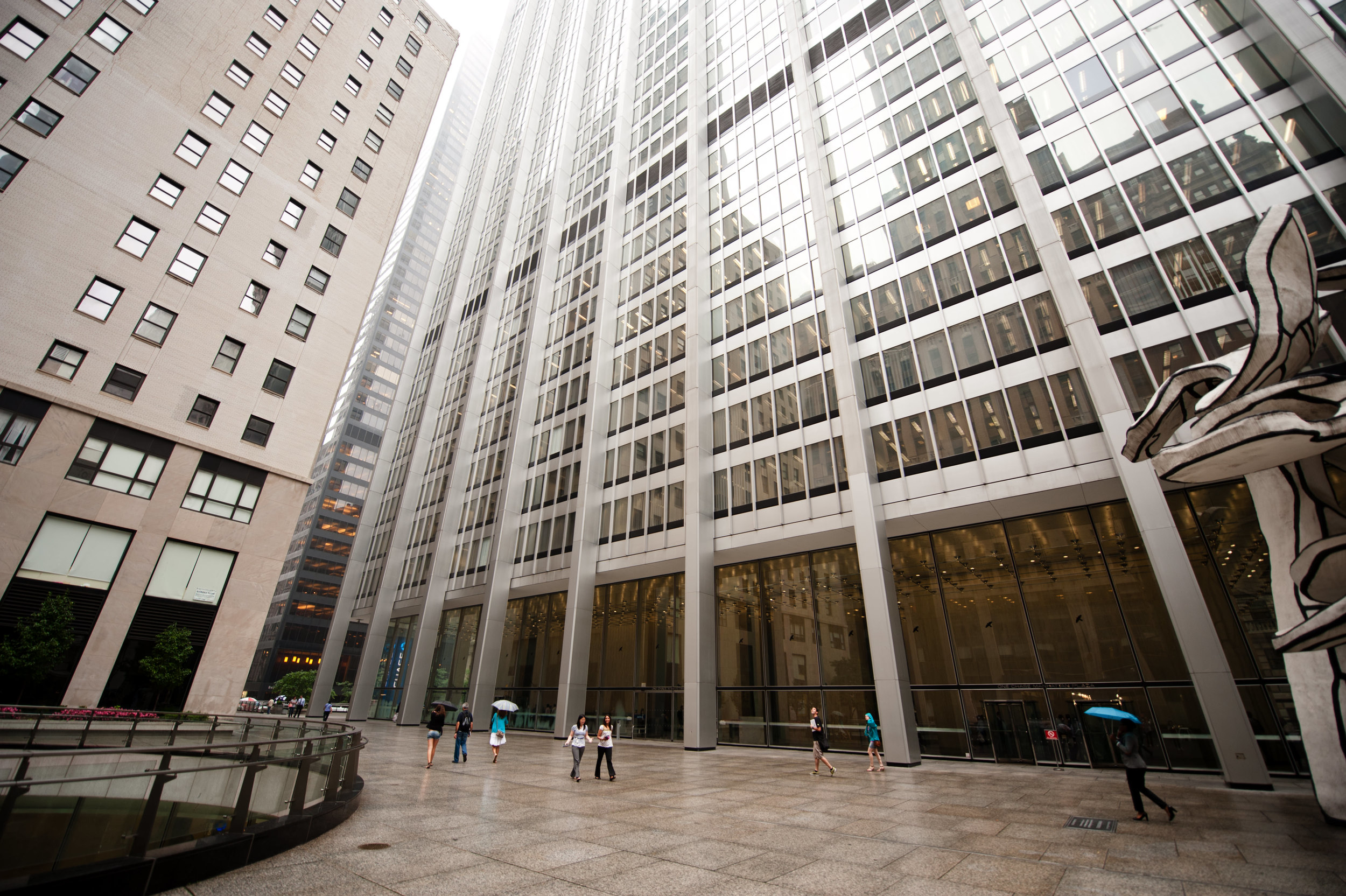 Financial District, NYC