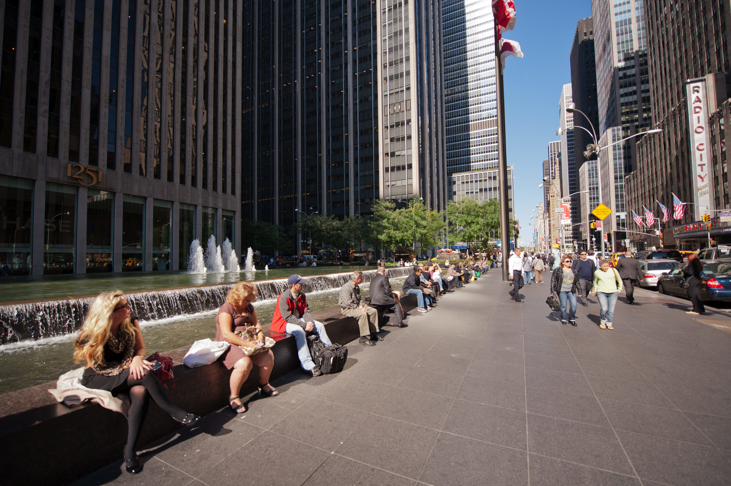 Midtown West, NYC