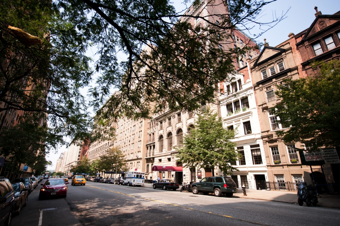 Upper West Side, NYC