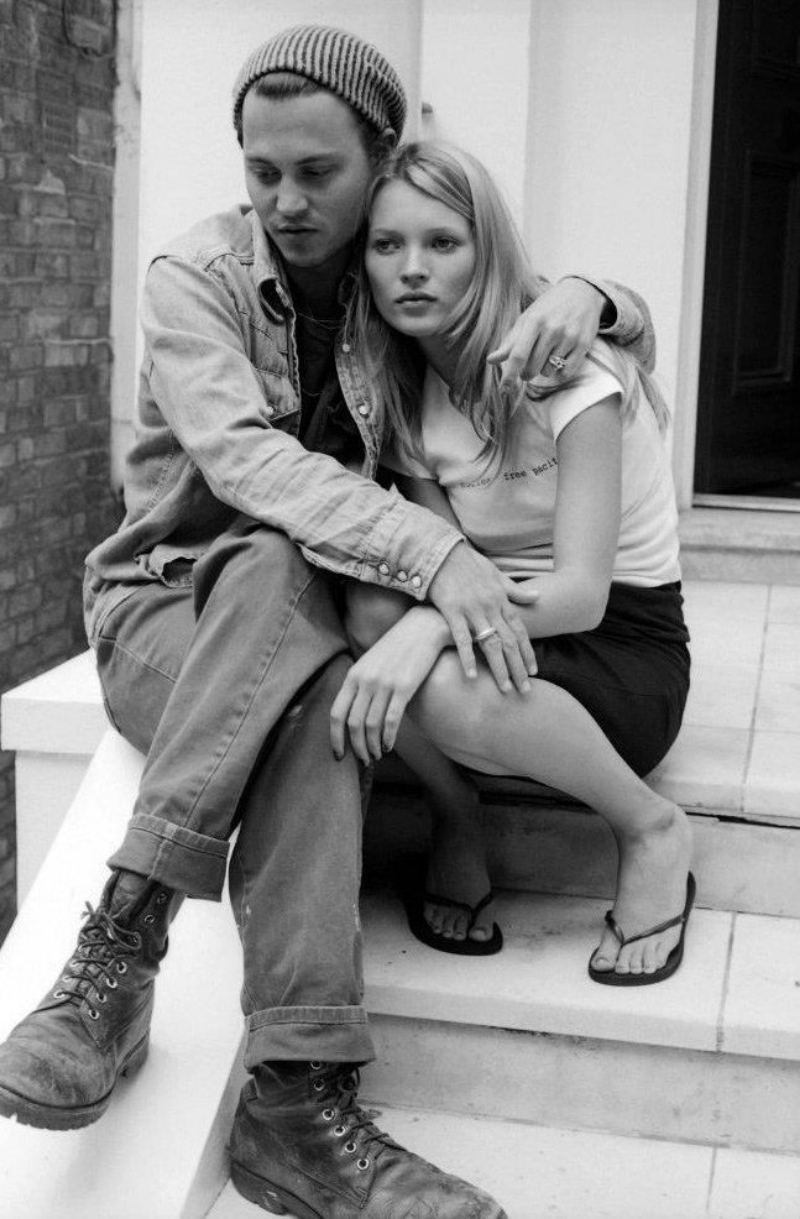For ever Kate and Johnny...