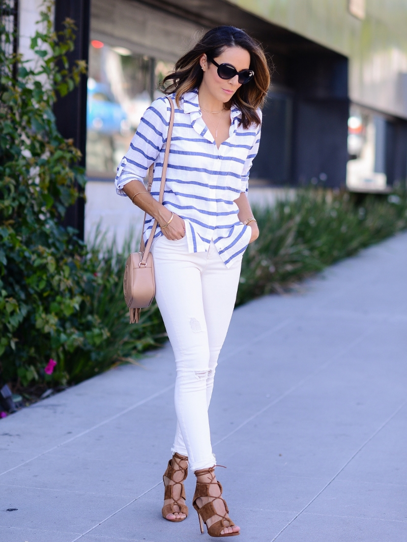 TopShop_Jeans_WhiteJeans_Zara_Strippes_ButtonUp_Gucci.jpg