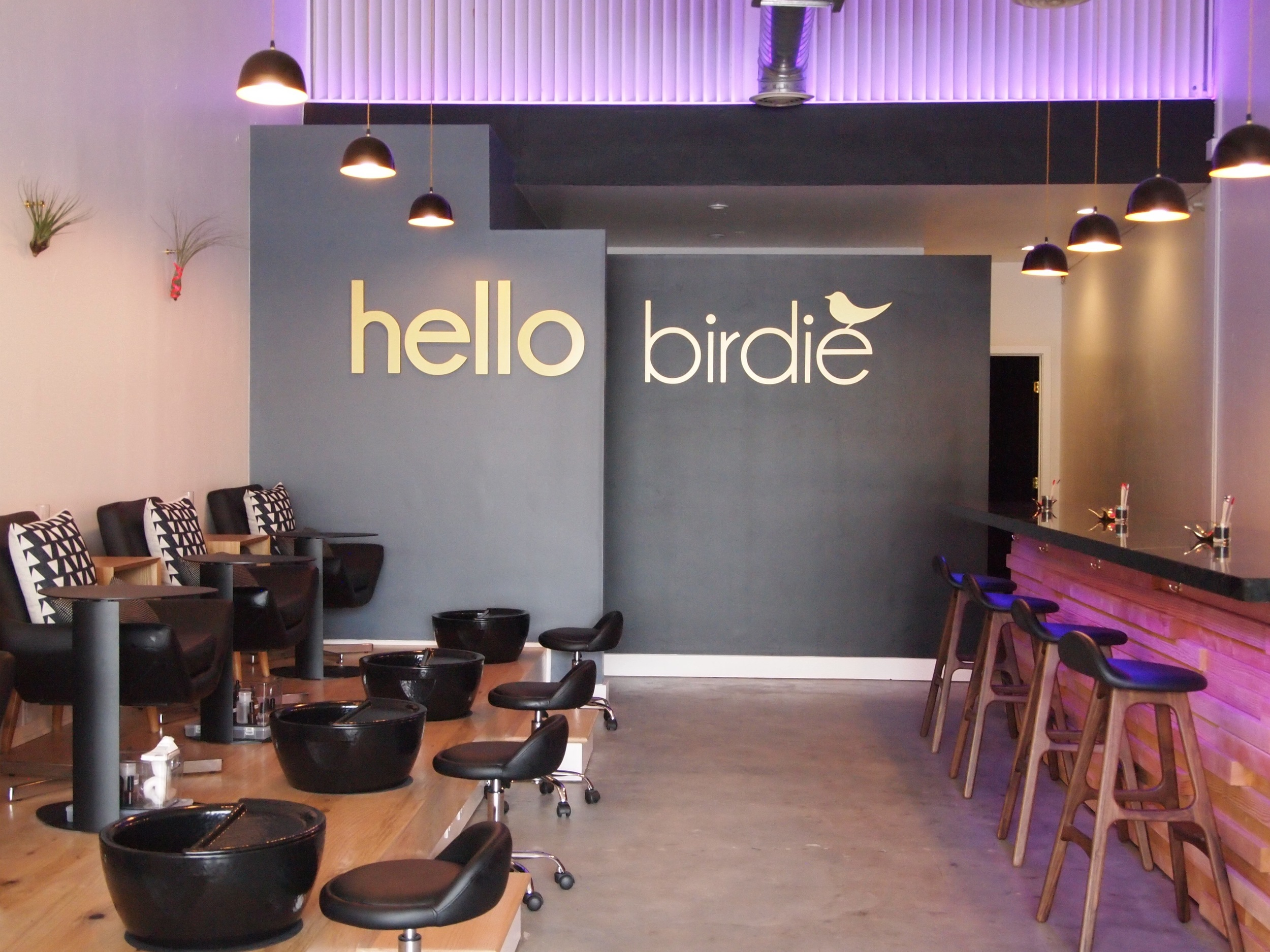Image from  Hello Birdie Nail & Lash Bar